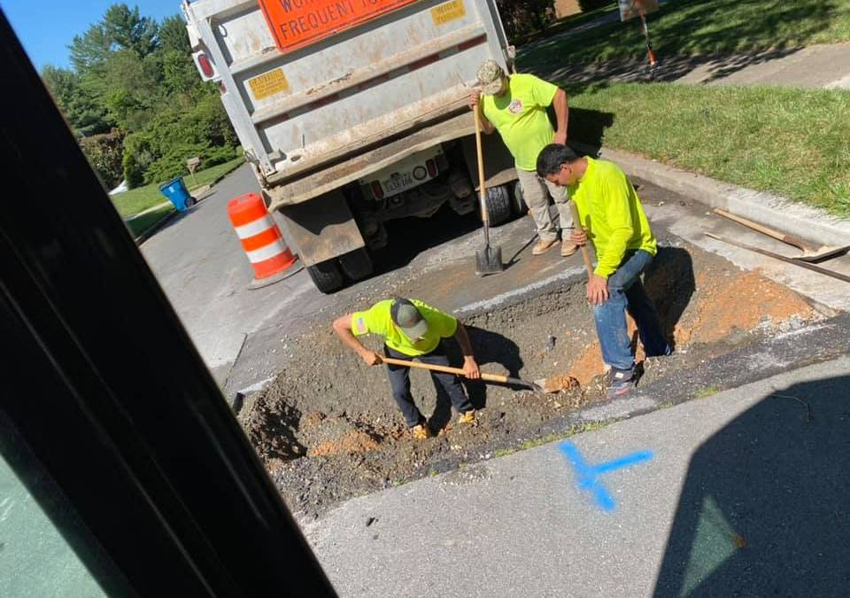 Benefits of Trenchless Sewer Drain Repair