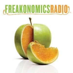 Freakonomics Radio Podcast Art