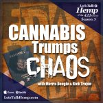Podcast Editing for Let's Talk Hemp & The 422