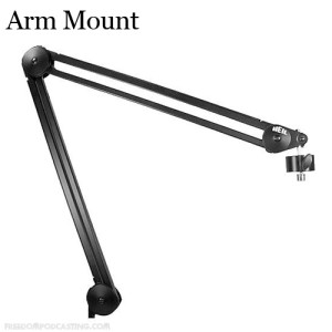 Podcast Arm Mounts