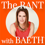 Freedom Podcasting Podcast Editing services for The Rant with Baeth