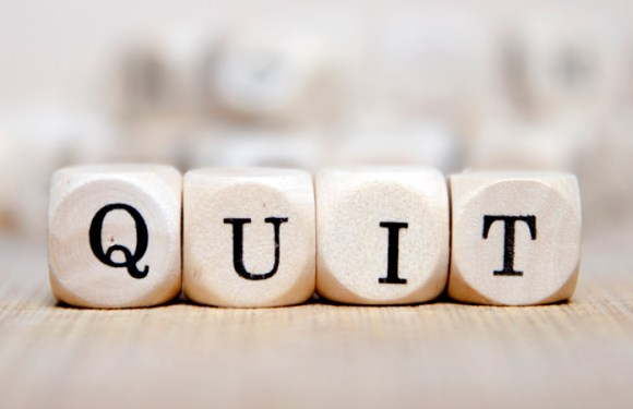 Column: Quit, Or Not To Quit… That Is The Question?