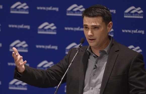 Conversation with Ben Shapiro