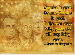American People Always Choose Good, If Given The Opportunity!