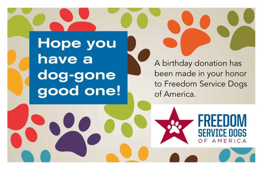 Freedom Service Dogs Blog Archive Colorful Paws Happy