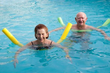 Exercise helps seniors stay healthy