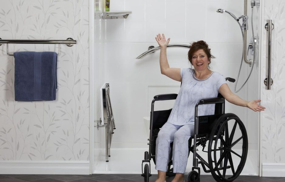 Handicap Bathroom Remodeling Costs how much does a walk-in shower cost?