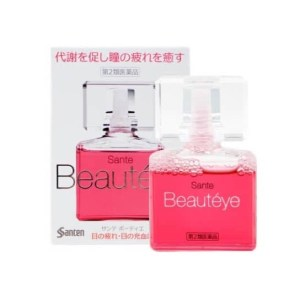 日本 FX參天 Beauteye玫瑰眼藥水/眼液 12ml