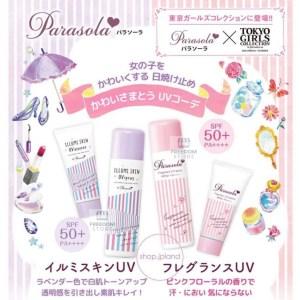 日本製 Naris up Parasola 升級版亮白保濕防曬噴霧SPF50 + PA+++~80g