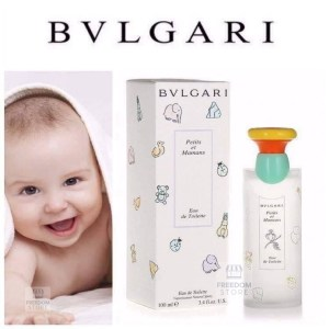 Bvlgari Bb爽身粉味香水~100ml