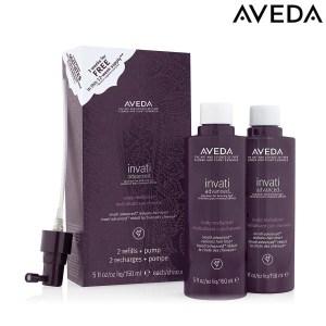 AVEDA 王牌👑 invati  advanced™  防脫髮系列頭皮激活精華套裝~150ml*2