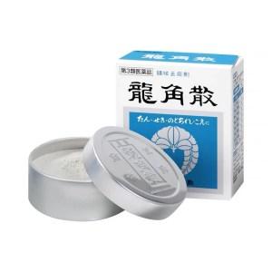 日本🇯🇵龍角散粉末 緩和喉嚨腫痛咳嗽痛 20g