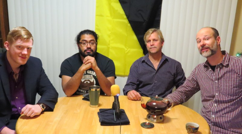 Anarchy Roundtable EP 4 Cover Photo