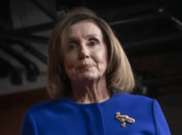 Pelosi Claims Biden's Sexual Assault Allegation Is Closed