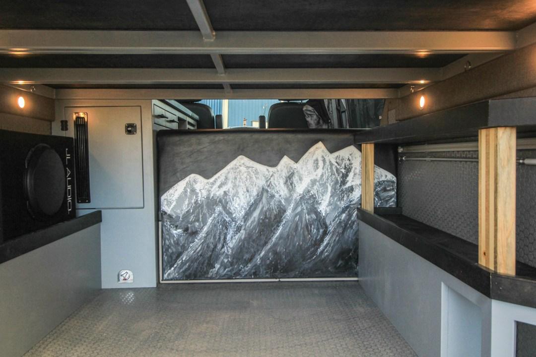 Teton Freedom Vans