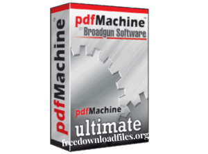 Broadgun pdfMachine Ultimate Crack