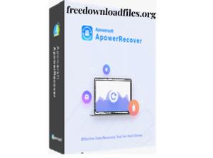 ApowerRecover Professional Crack