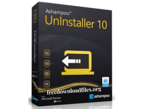 Ashampoo UnInstaller Crack