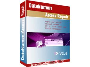 DataNumen Access Repair Crack