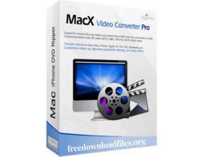 MacX HD Video Converter Pro Crack