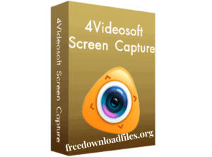 4Videosoft Screen Capture Crack