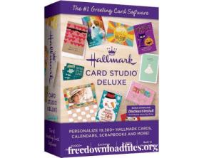 Hallmark Card Studio 2021 Deluxe Crack