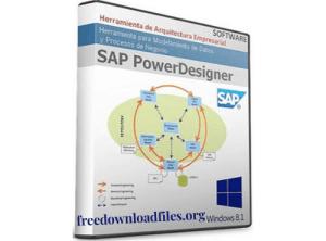 SAP PowerDesigner Crack