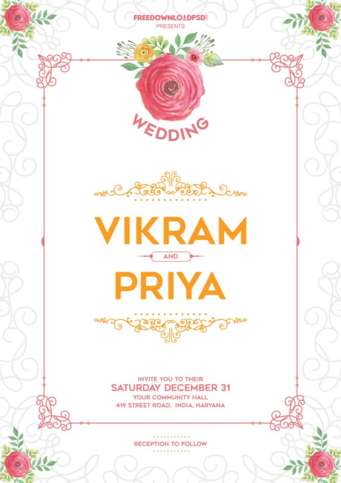 Wedding Invitations Designs Online Free