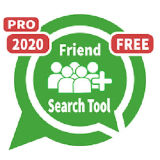 تطبيق Friend Search Tool