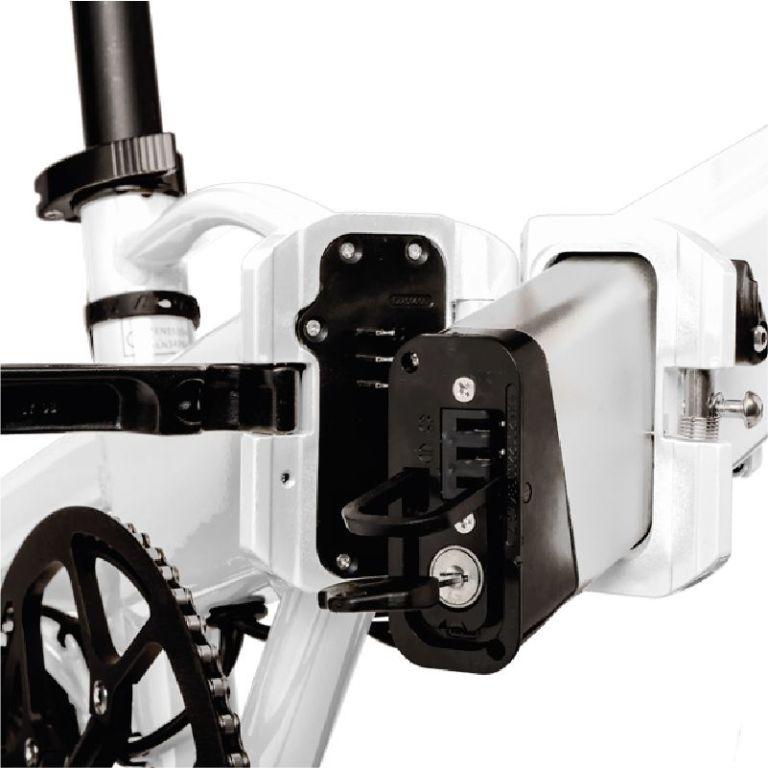 Bicicleta eléctrica Freeel Z03 Blanco