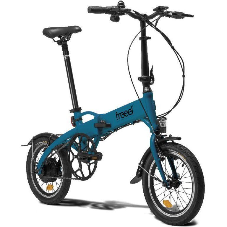 Freeel Bicicletas Eléctricas. Freeel Z03-S Turquesa