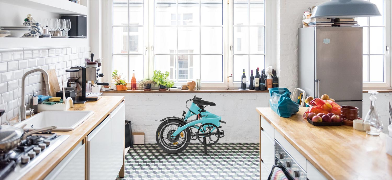 Bicicleta eléctrica plegable Freeel · Financia tu Freeel