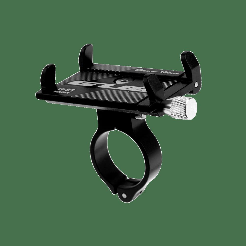 Portamóviles metálico negro regulable para bicicleta eléctrica freeel Z03