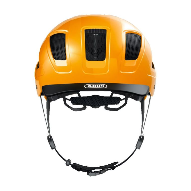 Casco Abus Hyban 2.0 Icon Yellow para bicicleta eléctrica Freeel Z03