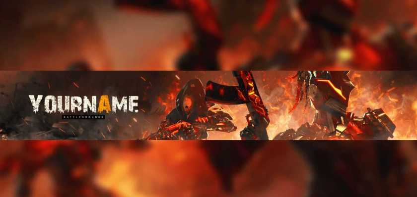 Free Fire Youtube Banner