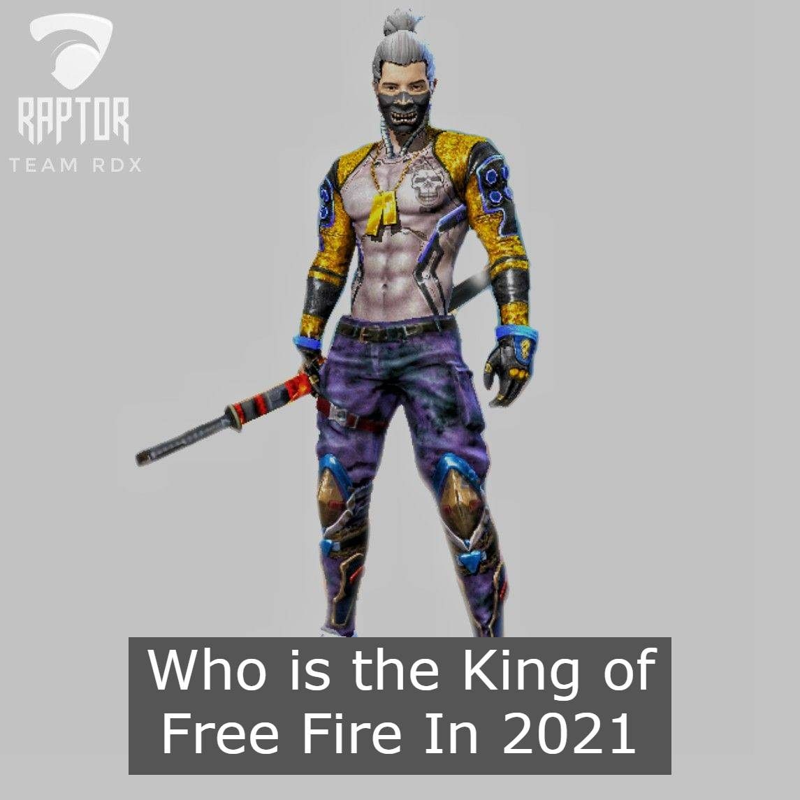 who is the King of Free Fire