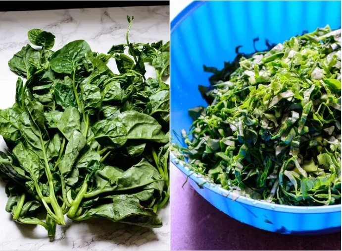 how to cook ugu and waterleaf soup