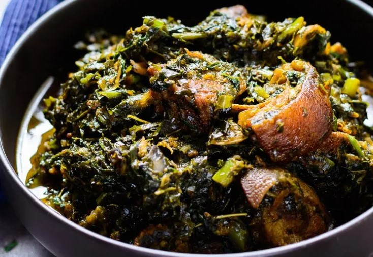 how to cook waterleaf and vegetable soup
