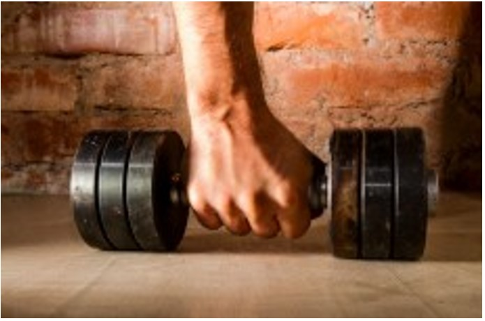 pronated grip vs supinated grip