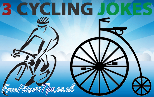 3 Cycling Jokes