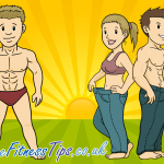 How To Get Six Pack Abs Infographic