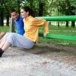 Grab a Rock and Go! Exercises You Can do in the Great Outdoors