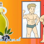 Aid Muscle Recovery With Healthy Fats Infographic