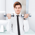 4 Simple Office Exercises And Workouts