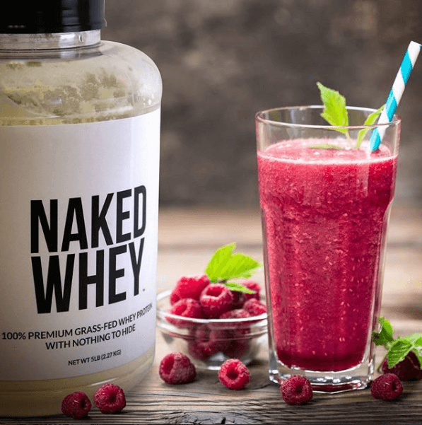 Quick And Easy Morning Protein Shake
