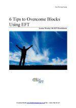 6 Tips eBook
