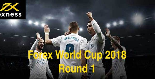 Forex World Cup 2018 Exness Contest
