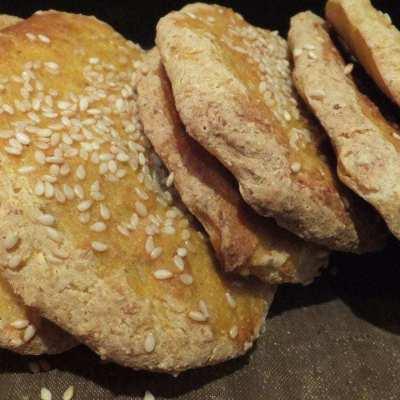 Perfect gluten-free pitta