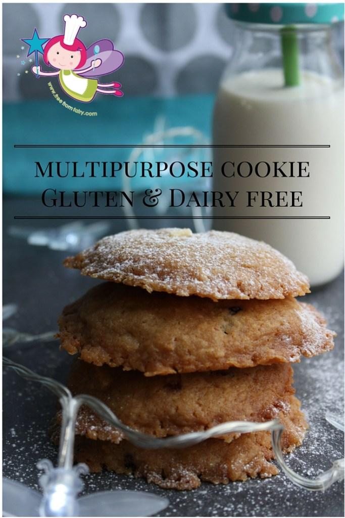 Multipurpose cookie