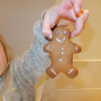 Gingerbread men (and women!)